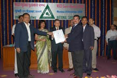 Oil and Gas Conservation Fortnight Award 2006